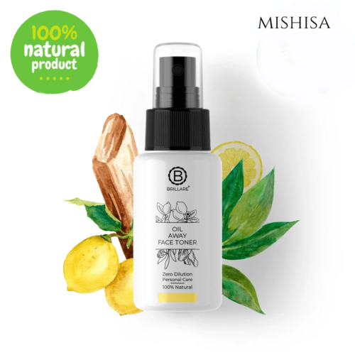 Brillare Oil Away Face Toner For Acne Prone Skin 1-min