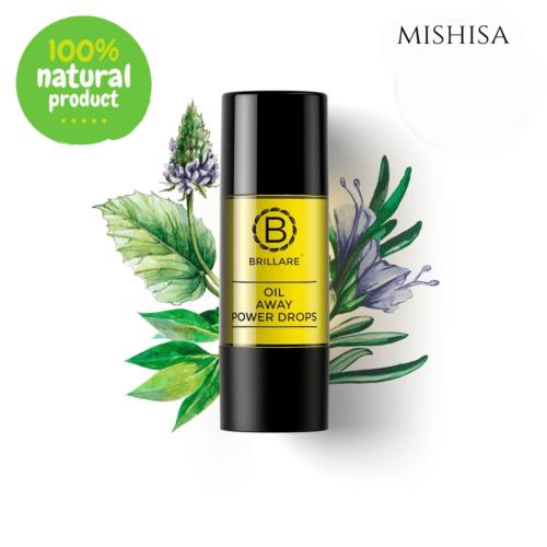 Brillare Oil Away Power Drops For Acne Prone Skin 1-min