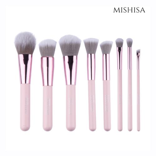 Get Glam 8 Pcs Brush Set – X073 a